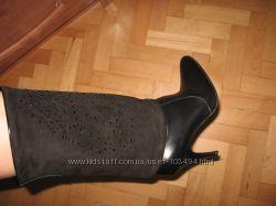 Сьемное голенище - на любые ботильены, туфельки, короткие ботинки