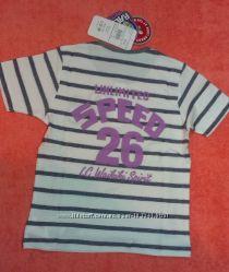 Новая футболка LC WAIKIKI, Турция, р. 5-6 лет, 110-116