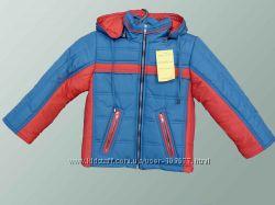 Куртка на мальчика. Размеры 104 - 122 в наличии.