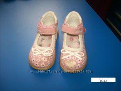 Туфли для девочки Шалунишка р. 23