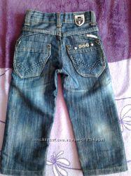 Джинсы и брюки для мальчика