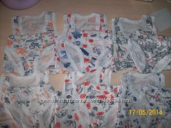 Детские трикотажные комплекты для мальчиков р. 26 Распродажа