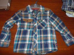 Mothercare рубашки
