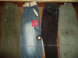 Джинcы и штанишки на 3 года