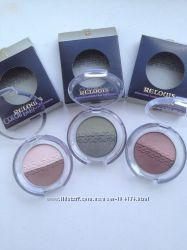 Микронизированные компактные тени для век ColorEyes дуэт Relouis