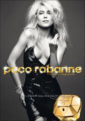 Lady Million Paco Rabanne золотой бриллиант