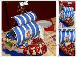 Праздничный набор Пираты Нетландии