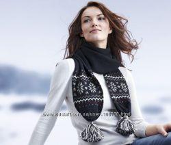 Шерстяные немецкие шарфы
