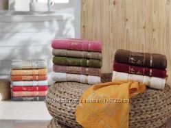 Бамбуковые полотенца Турция. Шикарный выбор, наборы