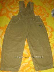 Джинсы, штанишки, комбинезон разные  р. 98, 2-3 года