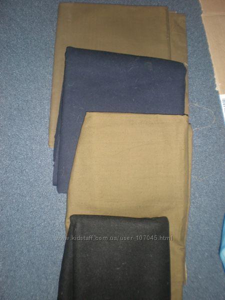 Разные виды ткани - костюмная, шерсть тонкая, ткань на пальто