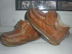 Туфли, кожа - стелька 13, 5-14см