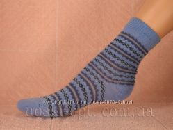 Зимние носочки для деток и взрослых