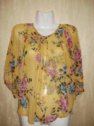 Цветастое кимоно New Look