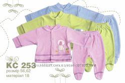 Распродажа комплектов для новорожденных Бемби