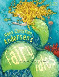 Сборник сказок Андерсена на английском 512 страниц