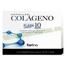 Коллаген для лица Colageno flash in 10