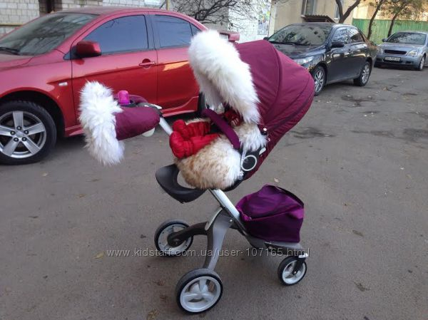 Зимний набор для коляски