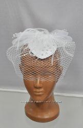 Свадебные шляпки и вуалетки, Киев