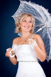 Свадебные зонтики - прокат и продажа, Киев
