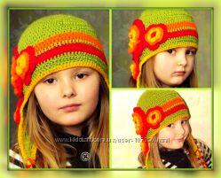 Яркие шапочки для любимых деток