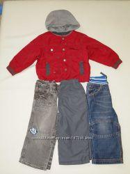 Демисезонный костюм КИКО оригинал на рост 86-95