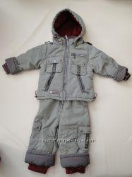 Зимний костюм Donilo оригинал на рост 86-98