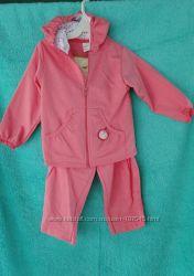 Трикотажный костюм для малышки ТМ СМИЛ р. 74   на  6 - 12 мес