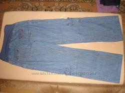 Продам джинсы и летние штаны для беременных