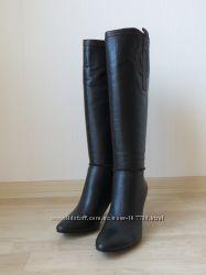 Супер кожаные деми сапожки 36р. Fellini снизила цену
