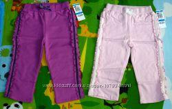Фирменные хлопковые штанишки, лосинки для девченок