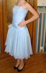 Красивенное платье для выпускного вечера, свадьбы, дня рождения