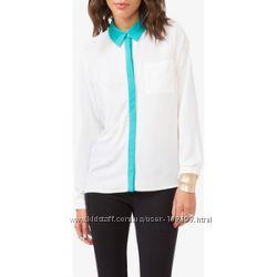 Блуза Forever 21 - полномерный размер S