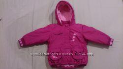 Демисезонная куртка для девочки MotherСare на 3-4 года от 104 см. Б-у