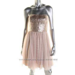 Коктейльное платье Aqua из Америки, р S