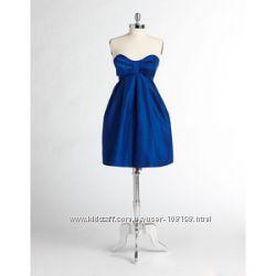 Шикарное платье из тафты от Jill Sander, S