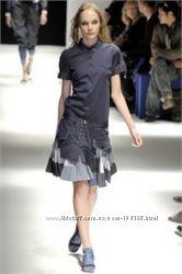 Модная юбка с воланами MARITHE FRANCOIS GIRBAUD, франция