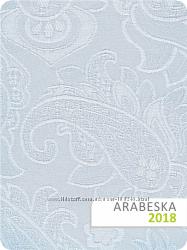 Рулонные шторы Arabeska 6 оттенков от производителя