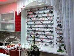 Рулонные шторы от популярной ТМ Sunny. Осенняя распродажа