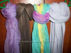 3 шарфа по цене одного в идеальном состоянии