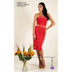Трикотажное платье Marmelad 46-48