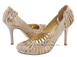 Новые кожаные туфли Jennifer Lopez 40р.