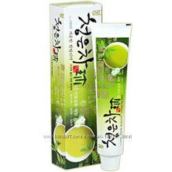 Корейская зубная паста с лечебными экстрактами DENTAL CLINIC 2080 CHEONG