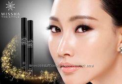 Яркие, выразительные глаза с тушью для ресниц  MISSHA The Style 4D Mascara