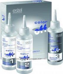 ESTEL Эмульсия для удаления краски с волос. 400рубл