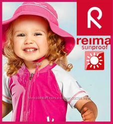 Reima SunProof с УФ защитой купальный комбинезончик для маленьких девочек