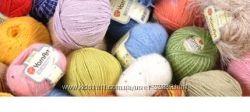 СП Турецкой пряжи для вязания. Заказ 23 октября