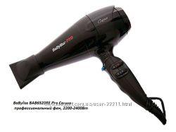 Babyliss Pro BAB6520RE Caruso - фен профессиональный, 2400Вт