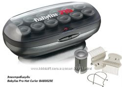 Babyliss Pro BAB3025E Hot Curler - электробигуди, 12шт.