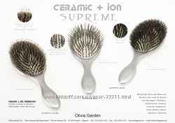 Olivia Garden - щетки массажные Ceramic ion Supreme